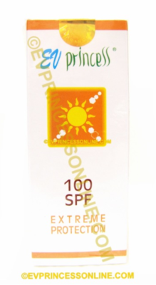 Ev Princess SPF 100 Color Sunblock