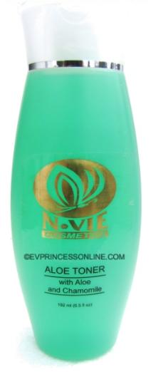 N-Vie Aloe Toner with Chamomile