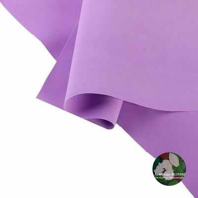 2мм 60х70см Иранский Фоамиран - Фиолетовый