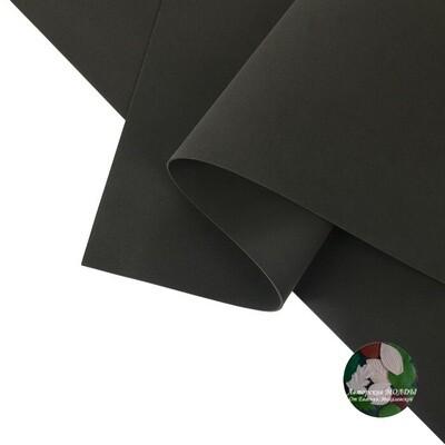 1мм 60х70см Иранский Фоамиран - Черный