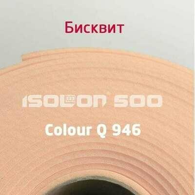 Изолон 2мм - Бисквит ширина 75см