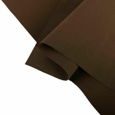 1мм 60х70см Иранский Фоамиран - Коричневый