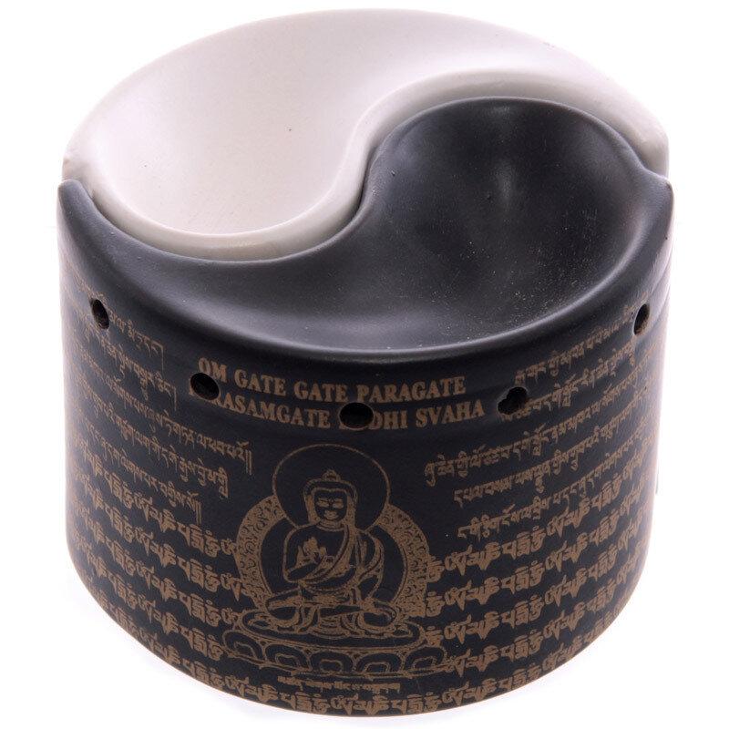 Quemador de Aceite Yin Yang