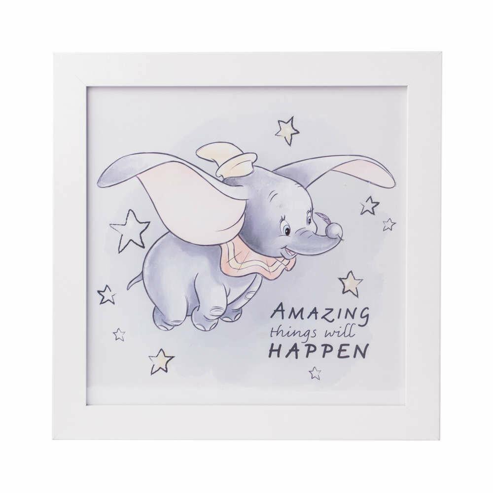 Print Enmarcado Disney Dumbo