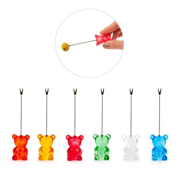 Tenedores Ositos Yummy Bear