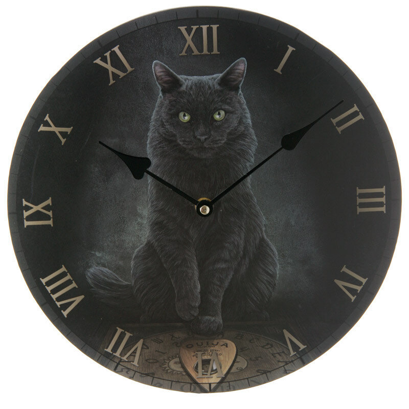 Reloj Gato sobre Güija