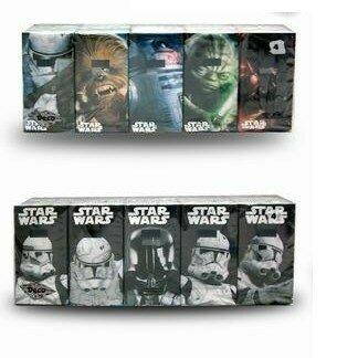 Pañuelos de Papel Star Wars