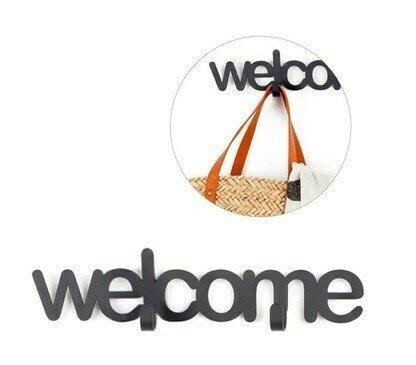 Perchero Bienvenido