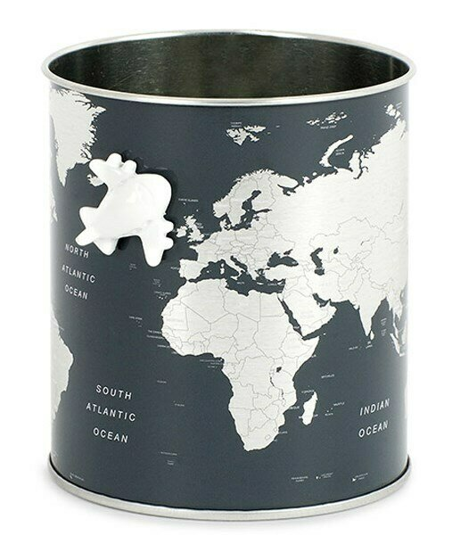Portalápices Mapa Mundi