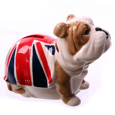 Hucha Bulldog Inglés