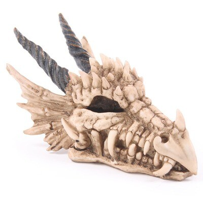 Hucha Calavera de Dragón