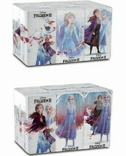 Pañuelos de Papel Frozen