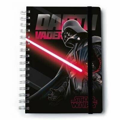 Cuaderno Premium Star Wars