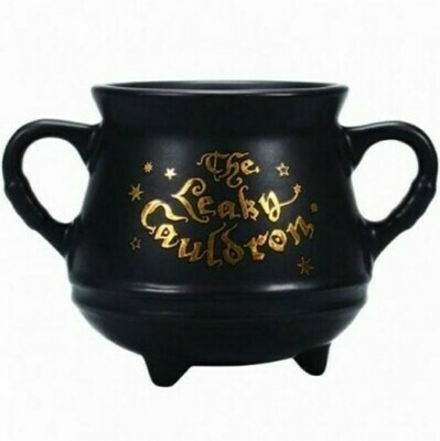 Taza 3D Calderon Mini Harry Potter Leaky Cauldron