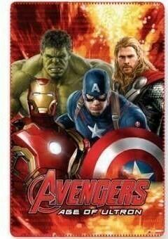 Manta Polar Avengers Marvel