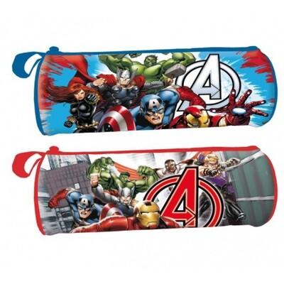 Estuche Escolar Avengers