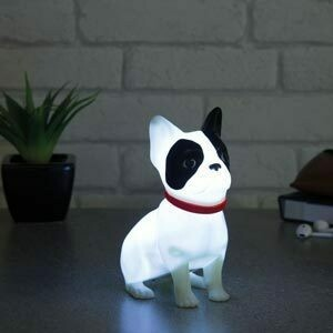 Lámpara Original Bulldog Francés