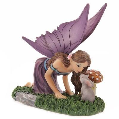 Hada besando a Conejo, Los Cuentos de Avalon
