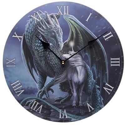 Reloj Dragón Protector y Unicornio Lisa Parker