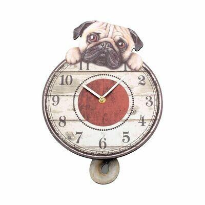 Reloj Perro Carlino