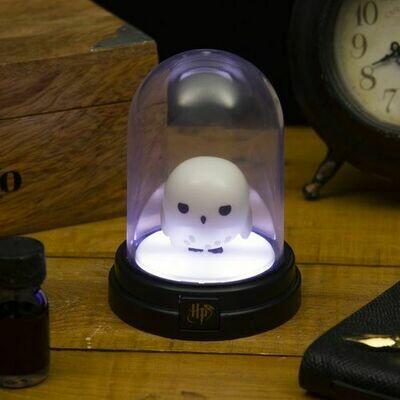 Mini Lámpara Harry Potter Hedwig