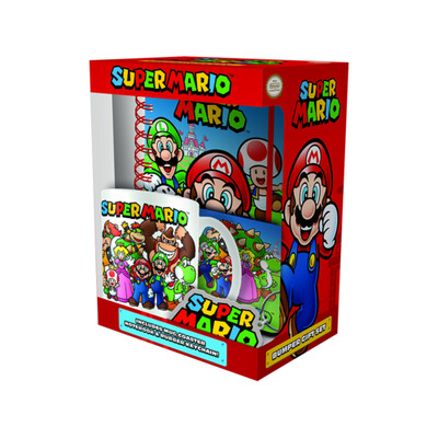 Set Regalo Super Mario