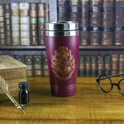 Vaso de Viaje Termo Hogwarts V2 Harry Potter