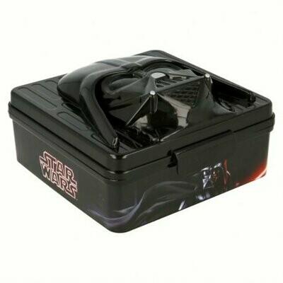 Sandwichera 3D Darth Vader Star Wars