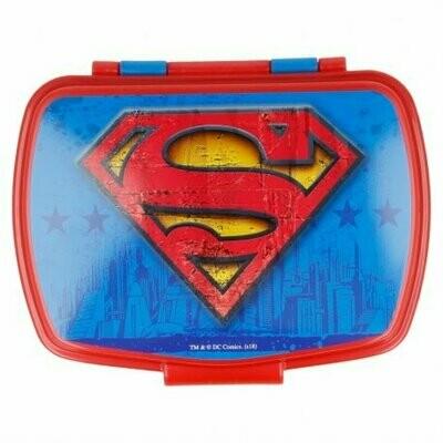 Sandwichera Superman