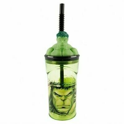 Vaso 3D Hulk