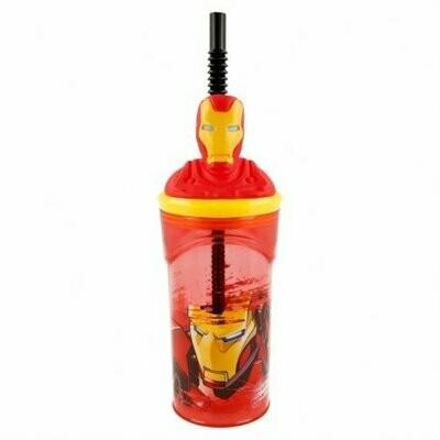 Vaso 3D Iron Man