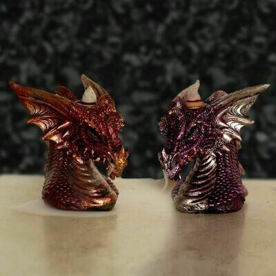 Fuente para Conos de Reflujo Cabeza de Dragón