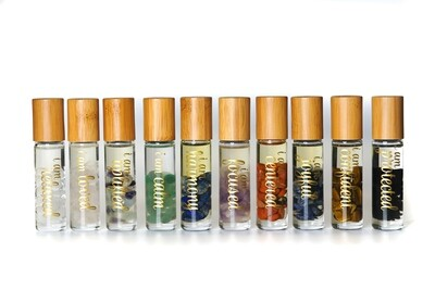 Emotional Healing Elixirs 10-Kit (with case)