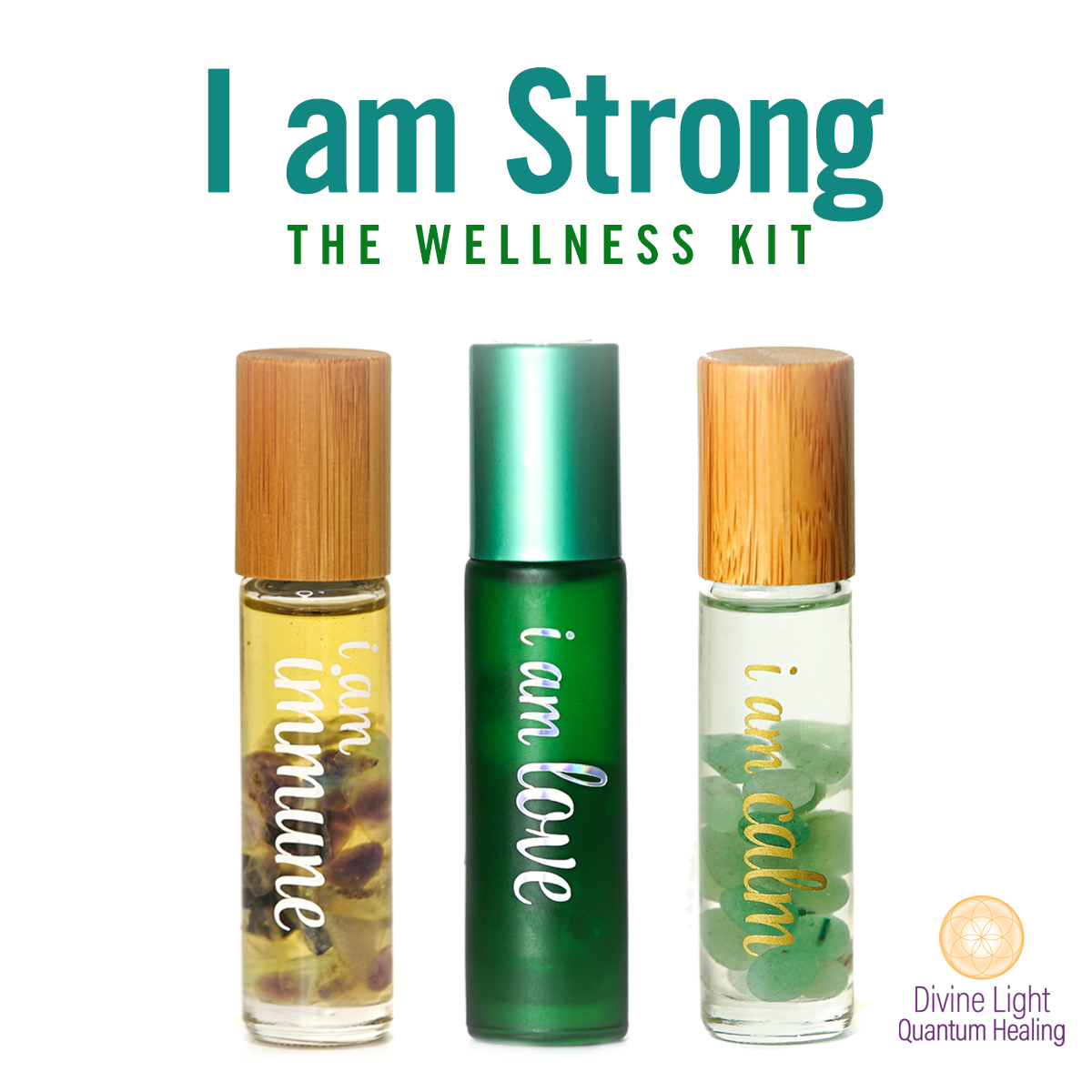 I am Strong: The Wellness Kit