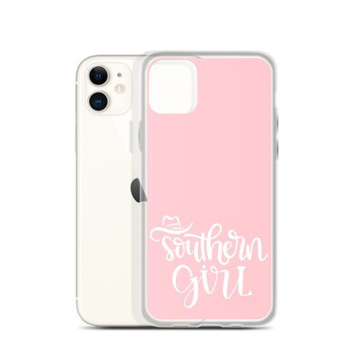 Southern Girl iPhone Case