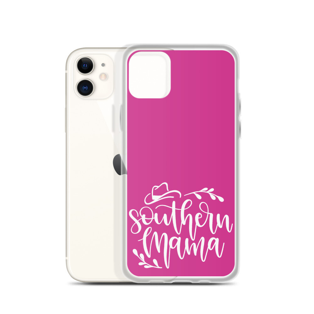 Southern Mama iPhone Case