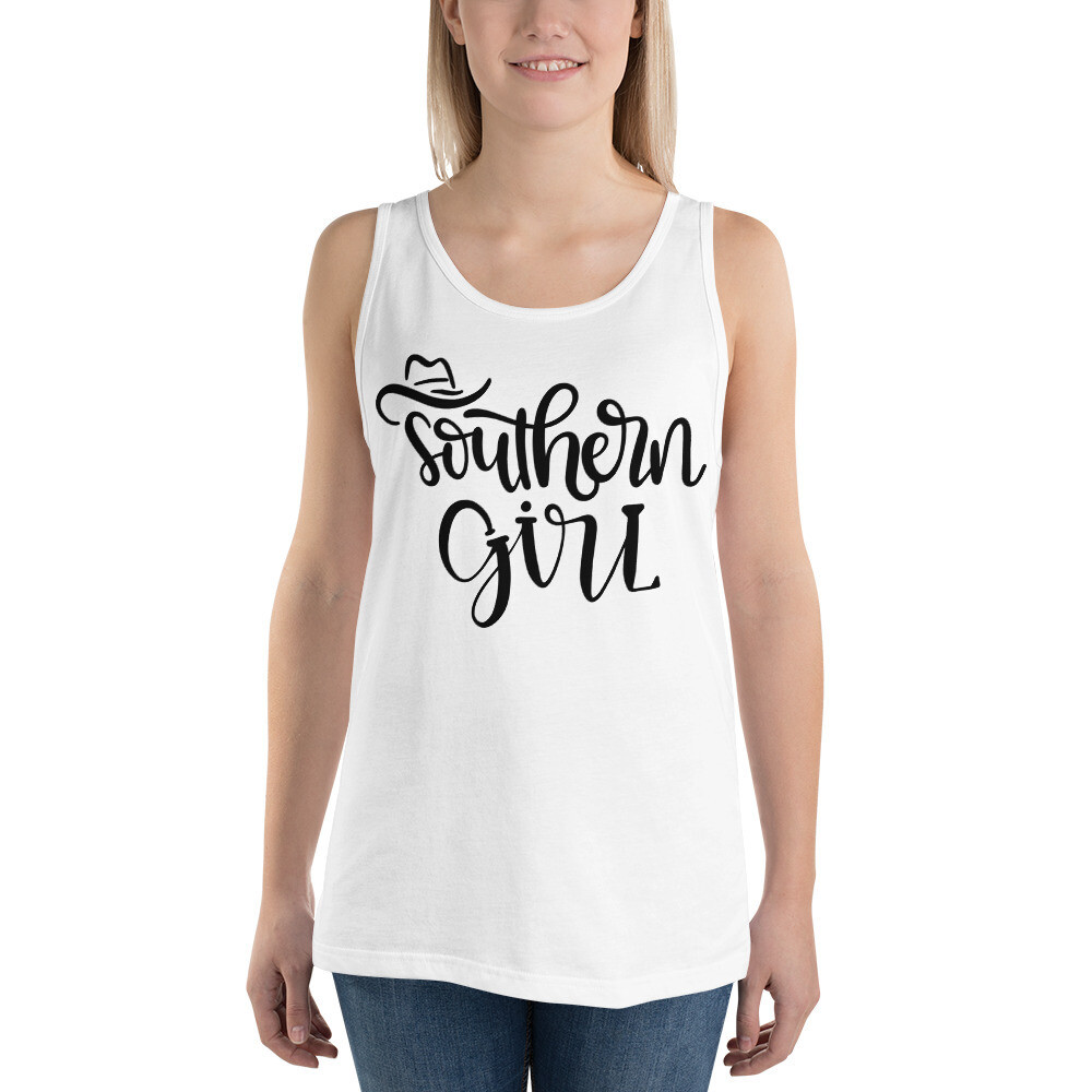 Southern Girl Unisex Tank Top/ Bella + Canvas 3480