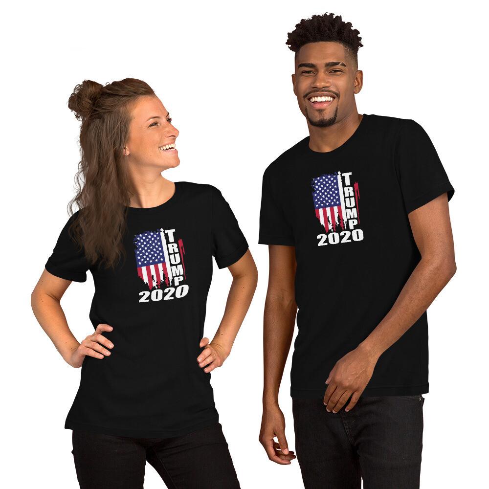 Trump 2020 Short-Sleeve Unisex T-Shirt