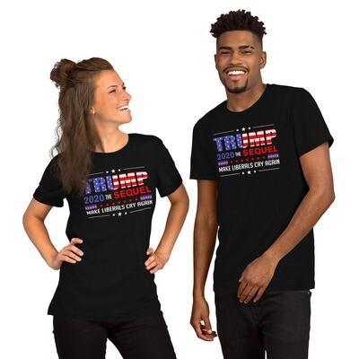 Trump 2020 The Sequel Short-Sleeve Unisex T-Shirt