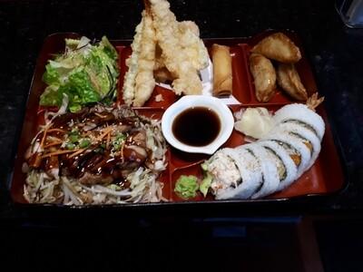 Mega Special Bento A (Beef)