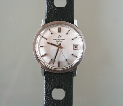 Eterna-Matic 1000, 1970er Jahre, Stahl