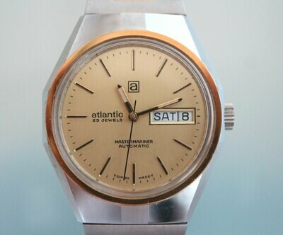 Atlantic Mastermariner Automatic, Swiss Made