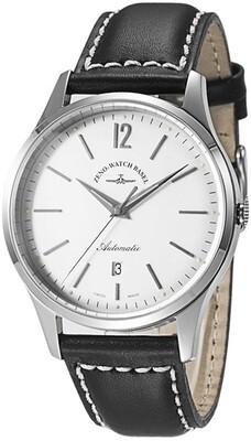 Zeno Watch Event Gentleman Automatik weiss - 2 Jahre Garantie, inkl. Uhrenbeweger!