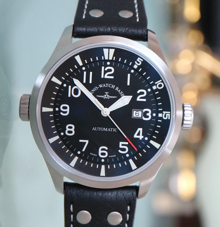 Zeno watch Fellow Oversized Automatic – Limitierte Edition - 2 Jahre Garantie, inkl. Uhrenbeweger!