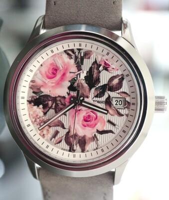 Edouard Lauzières - Limitierte Edition 2020 - Romantic Rose - Automatik mit Datum