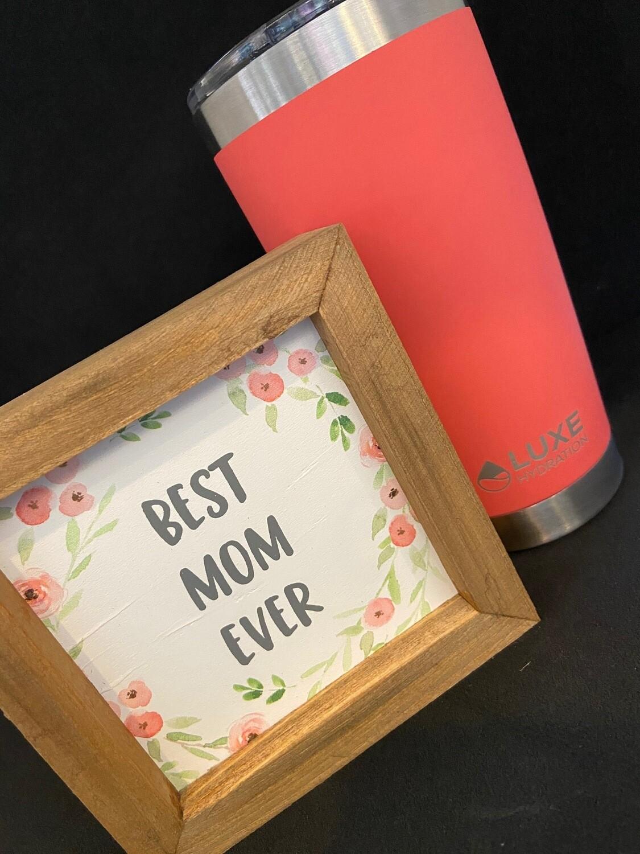 Best Mom Ever Gift Set
