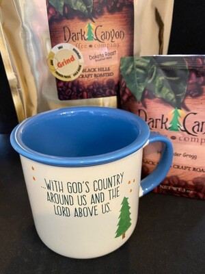 Pick Your Camper Mug + Coffee Gift Set