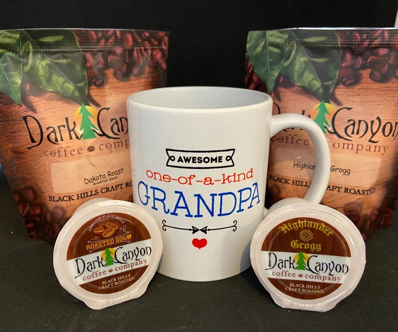 Grandpa Mug + Coffee + K-Cups
