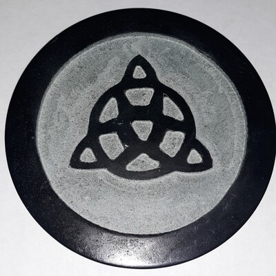 Triquetra Carved 6
