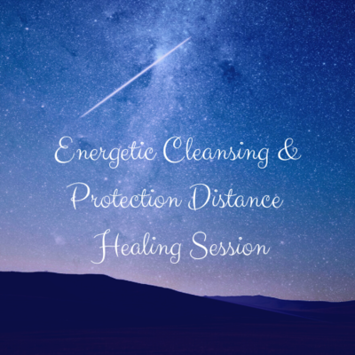 Akasha Zamora Energetic Cleansing and Protection Distance Healing Session with Oracle Messages